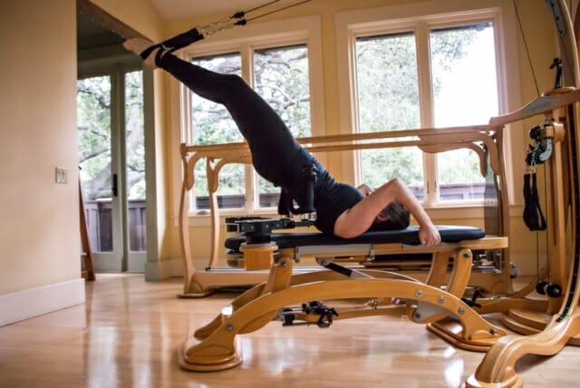 Gyrotonic for dancers