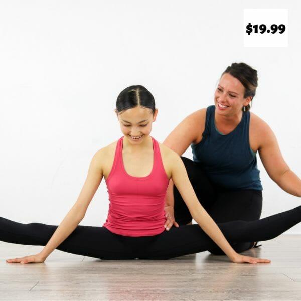 Side Splits Flexibility Online